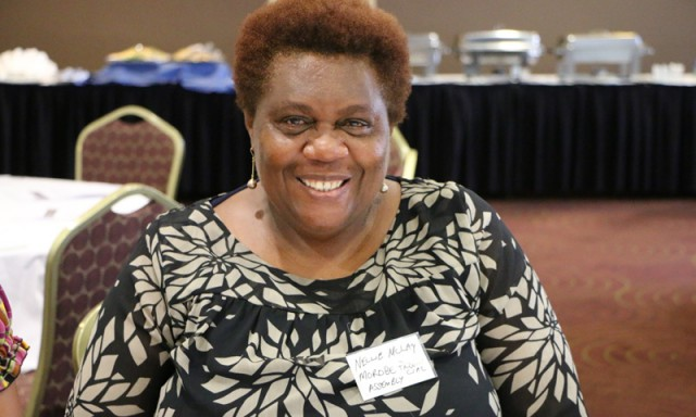 Nellie McLay Morobe PA