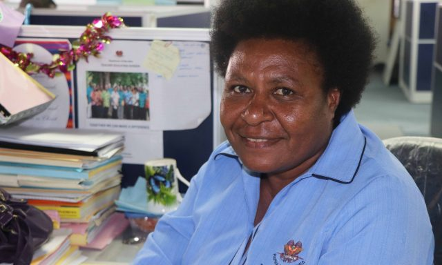 Cathy takes the lead on inclusive education | Pacific